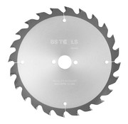 BS tools BlueLine Circular saw BlueLine 165 x 2,2 x 20 mm.  T=24 ATB