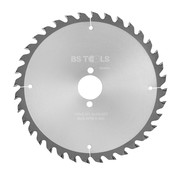 BS tools BlueLine Circular saw BlueLine 190 x 2,8 x 30 mm.  T=36 ATB