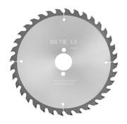BS tools BlueLine HM zaag BlueLine 190 x 2,6 x 30 mm.  T=36 wz