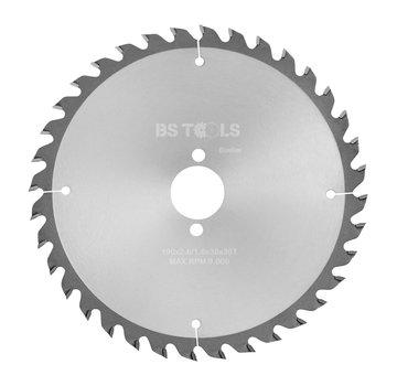 BS tools BlueLine Circular saw BlueLine 190 x 2,8 x 30 mm.  T=36 ATB
