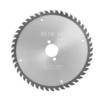 BS tools BlueLine Circular saw BlueLine 190 x 2,8 x 30 mm.  T=48 ATB