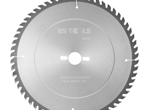 BS tools BlueLine Circular saw BlueLine 305 x 3,2 x 30 mm.  T=60 ATB