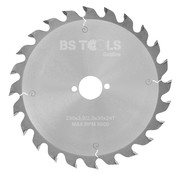 BS tools GoldLine HM zaag GoldLine 230 x 3,0 x 30 mm.  T=24 wz