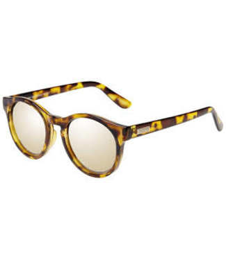 Le Specs HEY MACARENA SYRUP TORT-GOLD MIRROR
