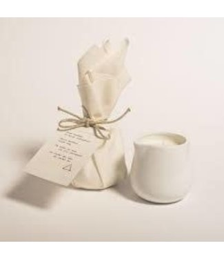 Candle Made with love jou handen 6 cm