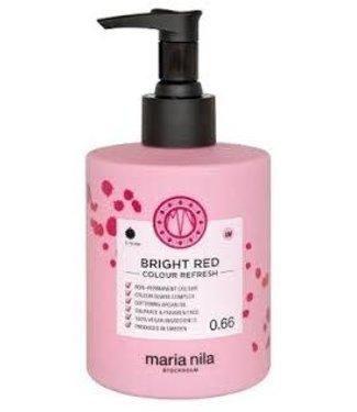 Maria Nilla Color Refrech Conditioner 300 ml Bright red Color