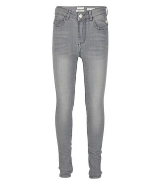 INDIAN BLUE JEANS GREY LOIS HIGH WAIST SKINNY FIT
