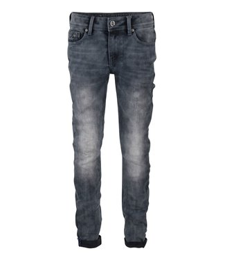 INDIAN BLUE JEANS Black Ryan Skinny Fit Jog