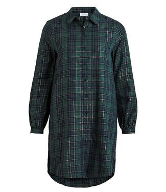 VILA Vila Visamal L/S Shirt Dress