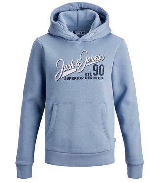 Jack & Jones Junior JELOGO SWEAT HOOD 2 COL