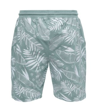 Only & Sons ONSBOLT AOP SWEAT SHORTS