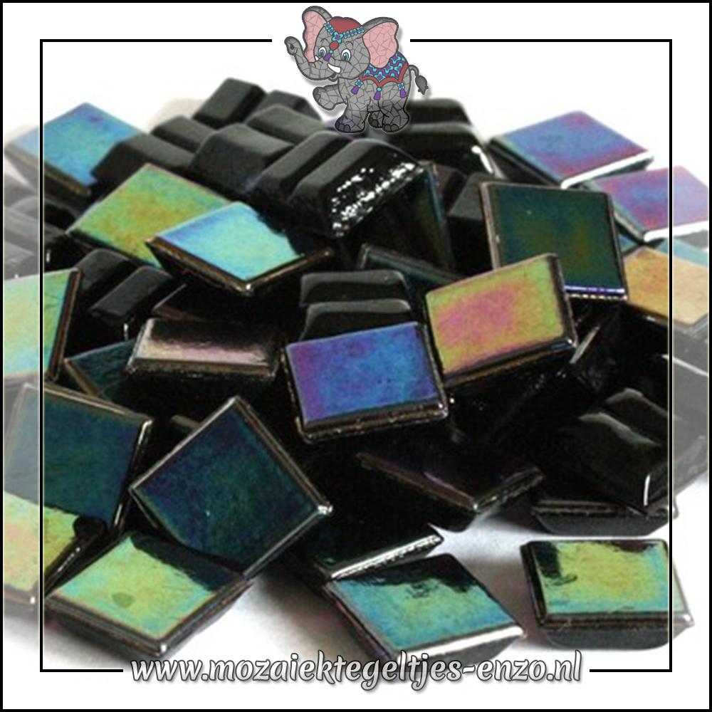Parelmoer | 1cm | Enkele Kleuren | 60 stuks | Mini Jet Black