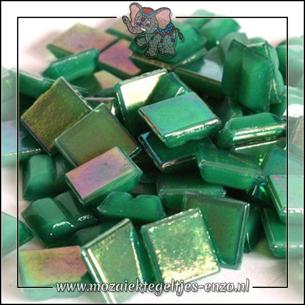 Parelmoer   1cm   Enkele Kleuren   60 stuks   Mini Jade Green