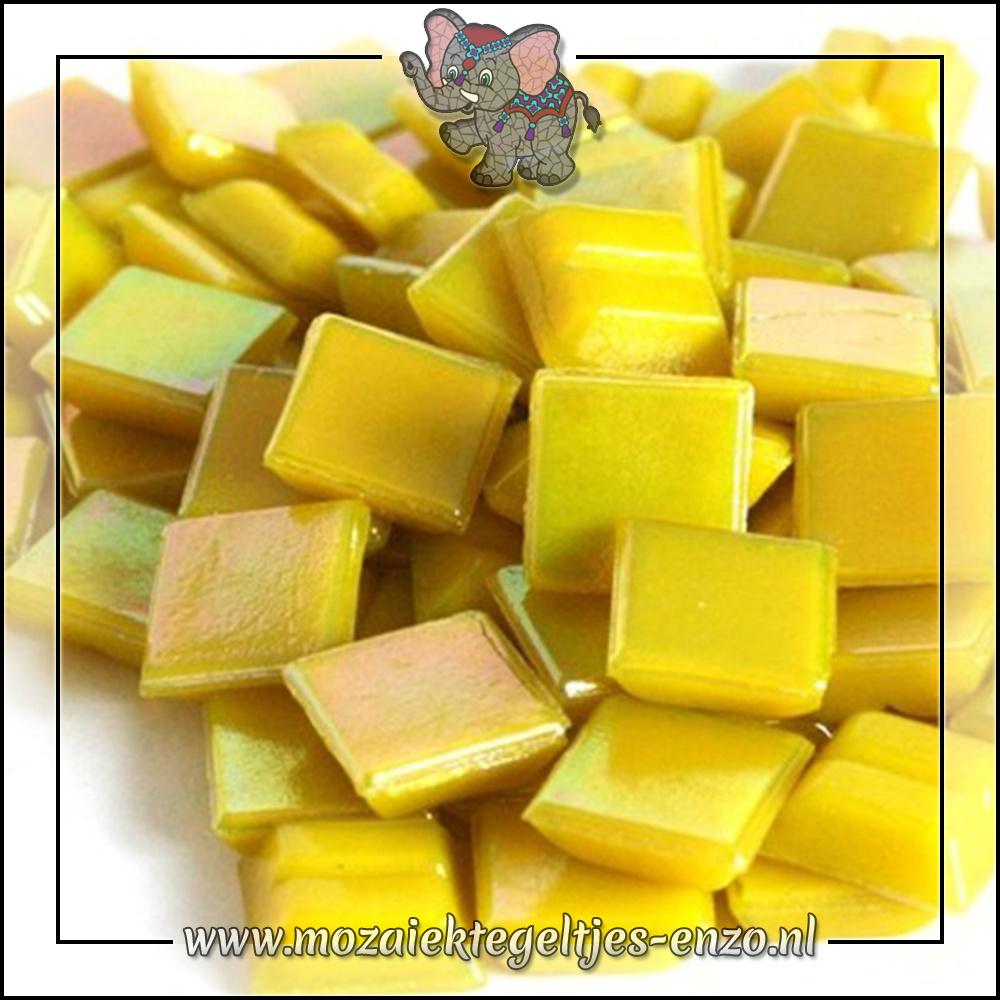 Parelmoer   1cm   Enkele Kleuren   60 stuks   Mini Yellow Citirine