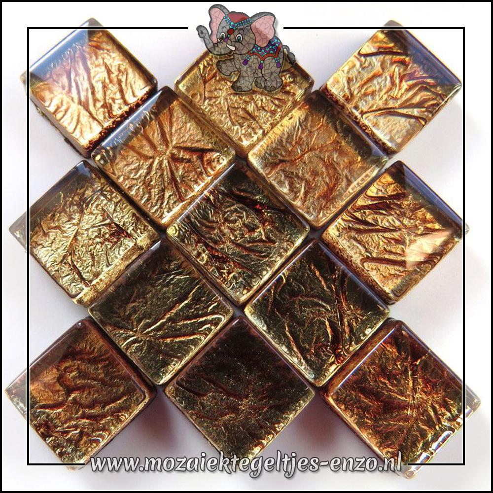 Foil   1cm   Enkele Kleuren   50 gram   Mini Bronze