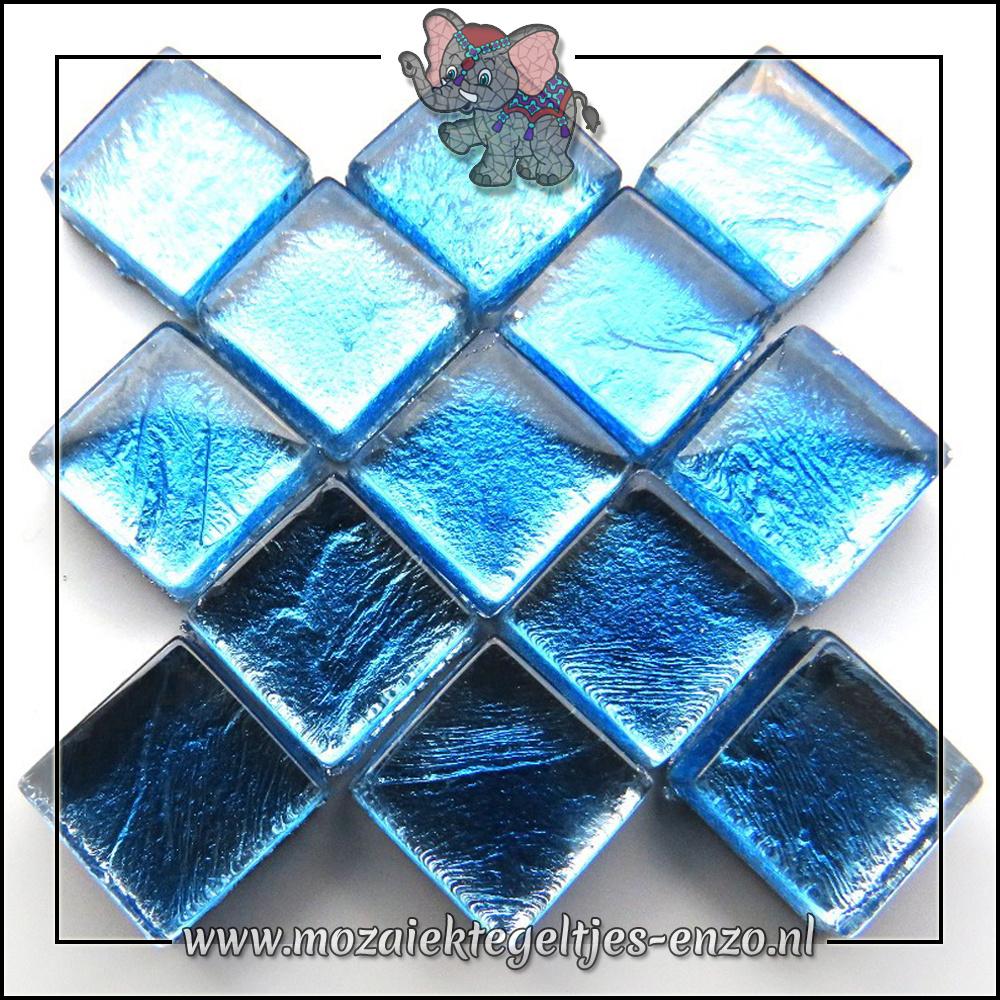 Foil | 1cm | Enkele Kleuren | 50 gram | Mini Aqua
