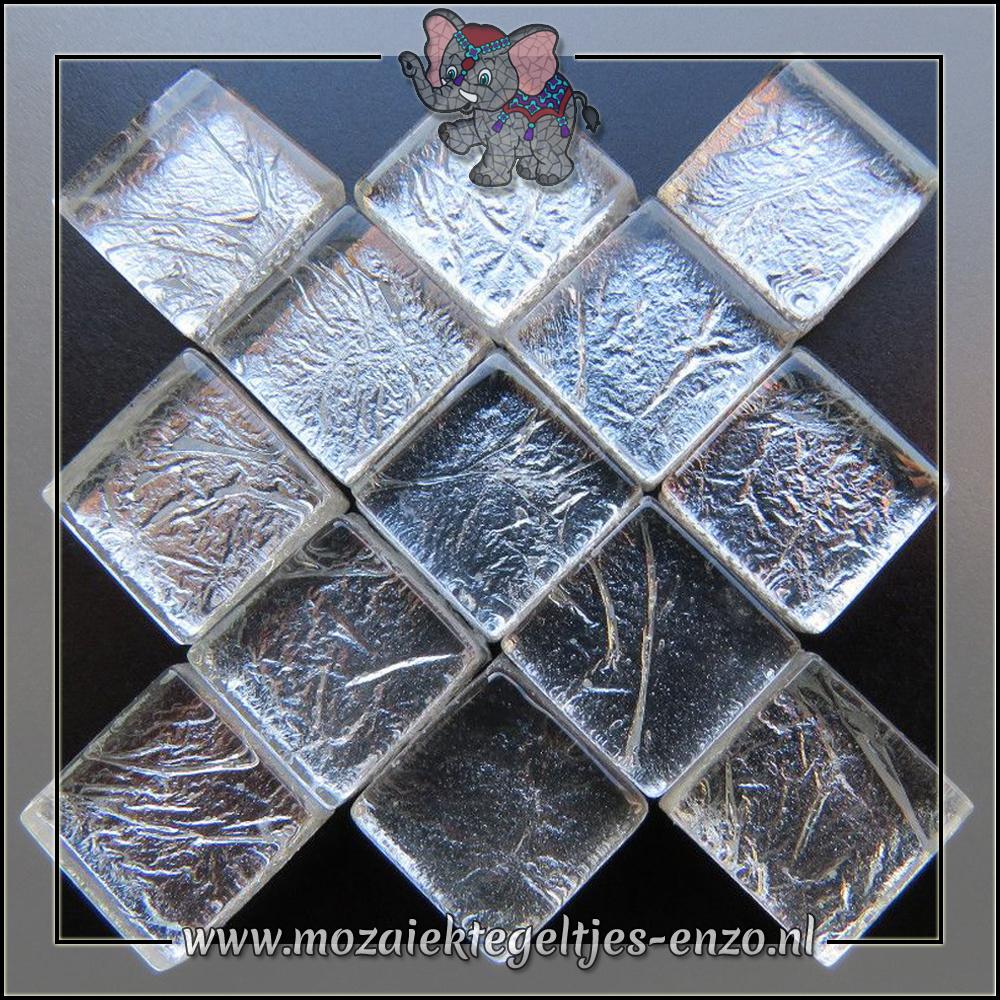 Foil | 1cm | Enkele Kleuren | 50 gram | Mini Silver