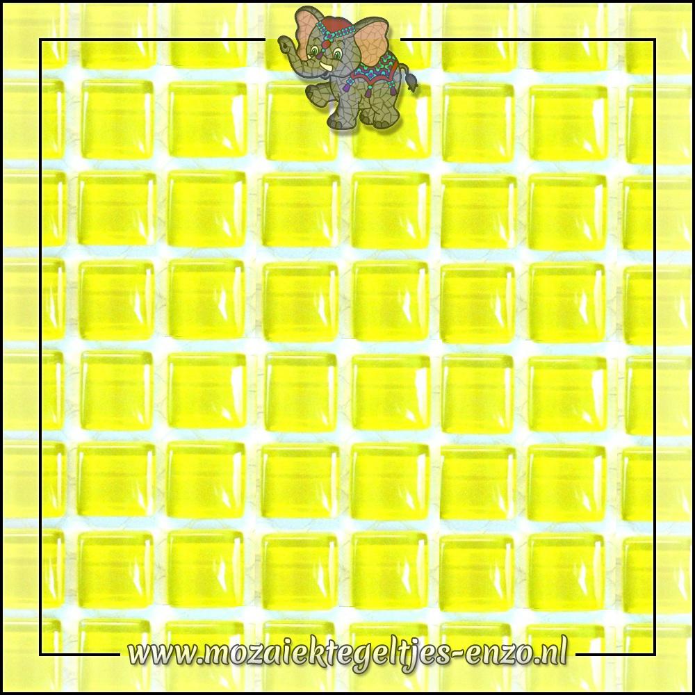 Murrini Crystal   1cm   Enkele Kleuren   60 stuks   Mini Sugared Lemon