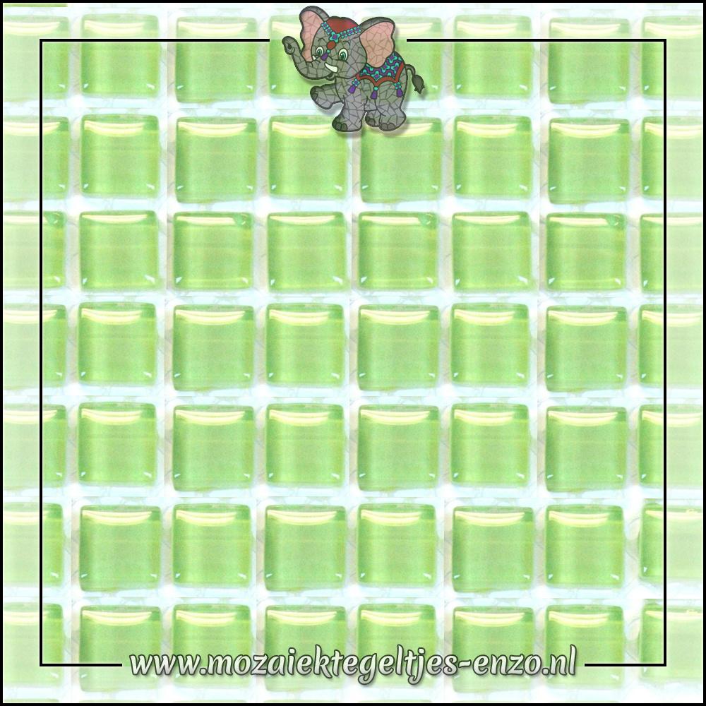 Murrini Crystal | 1cm | Enkele Kleuren | 60 stuks | Mini Fresh Green