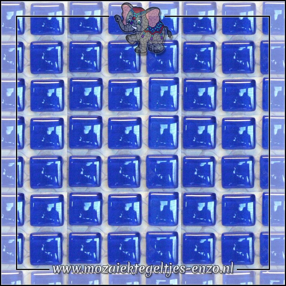 Murrini Crystal | 1cm | Enkele Kleuren | 60 stuks | Mini Cobalt Stone