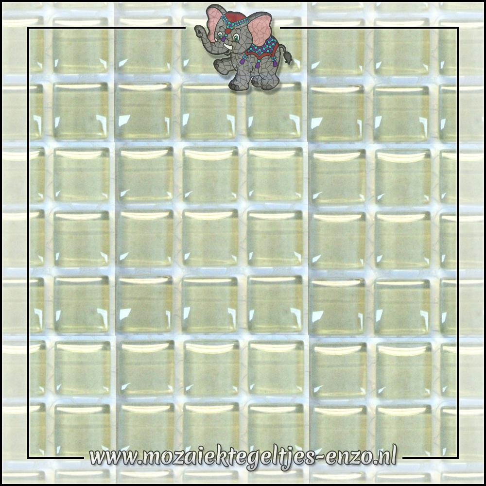 Murrini Crystal   1cm   Enkele Kleuren   60 stuks   Mini Greige