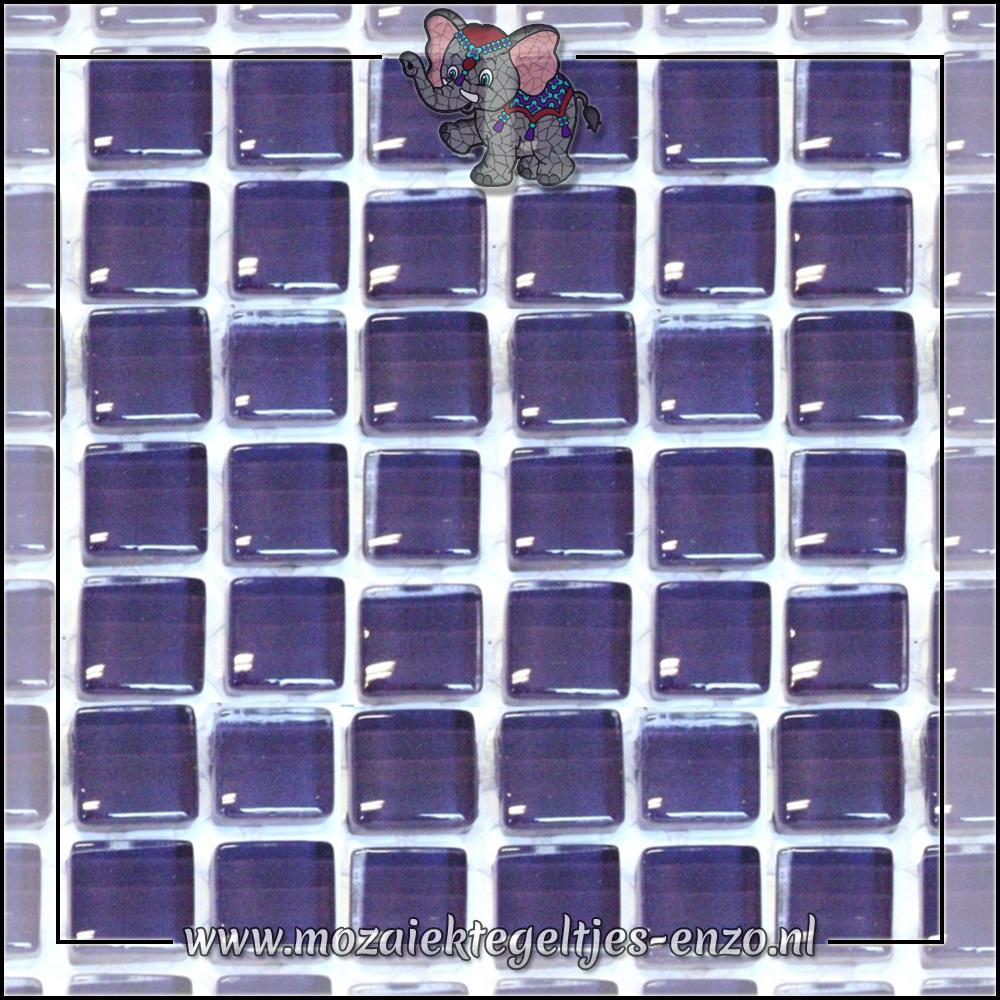 Murrini Crystal | 1cm | Enkele Kleuren | 60 stuks | Mini Purple Anemone