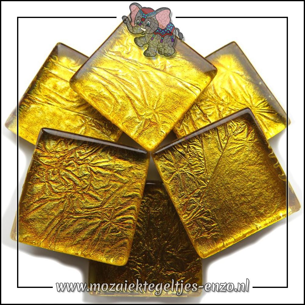 Foil | 2cm | Enkele Kleuren | 20 stuks | Deep Gold