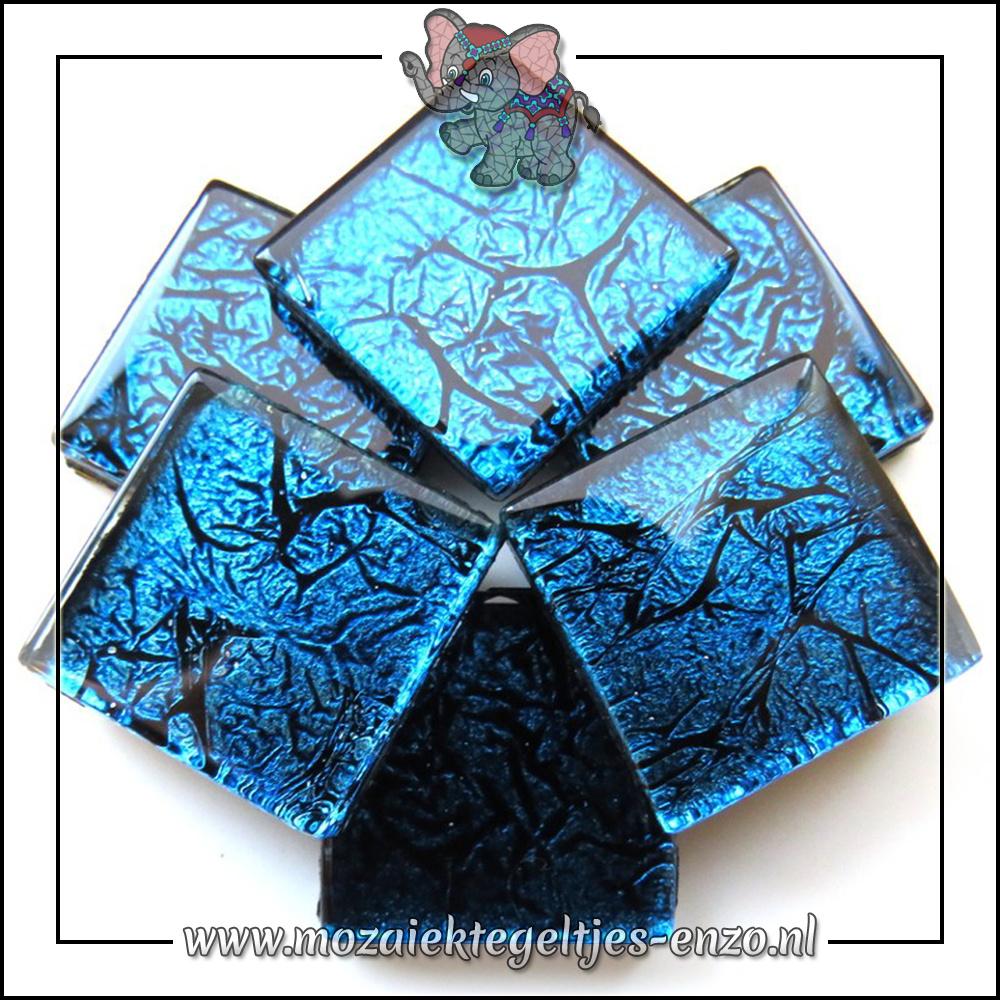 Foil | 2cm | Enkele Kleuren | 20 stuks | Cobalt