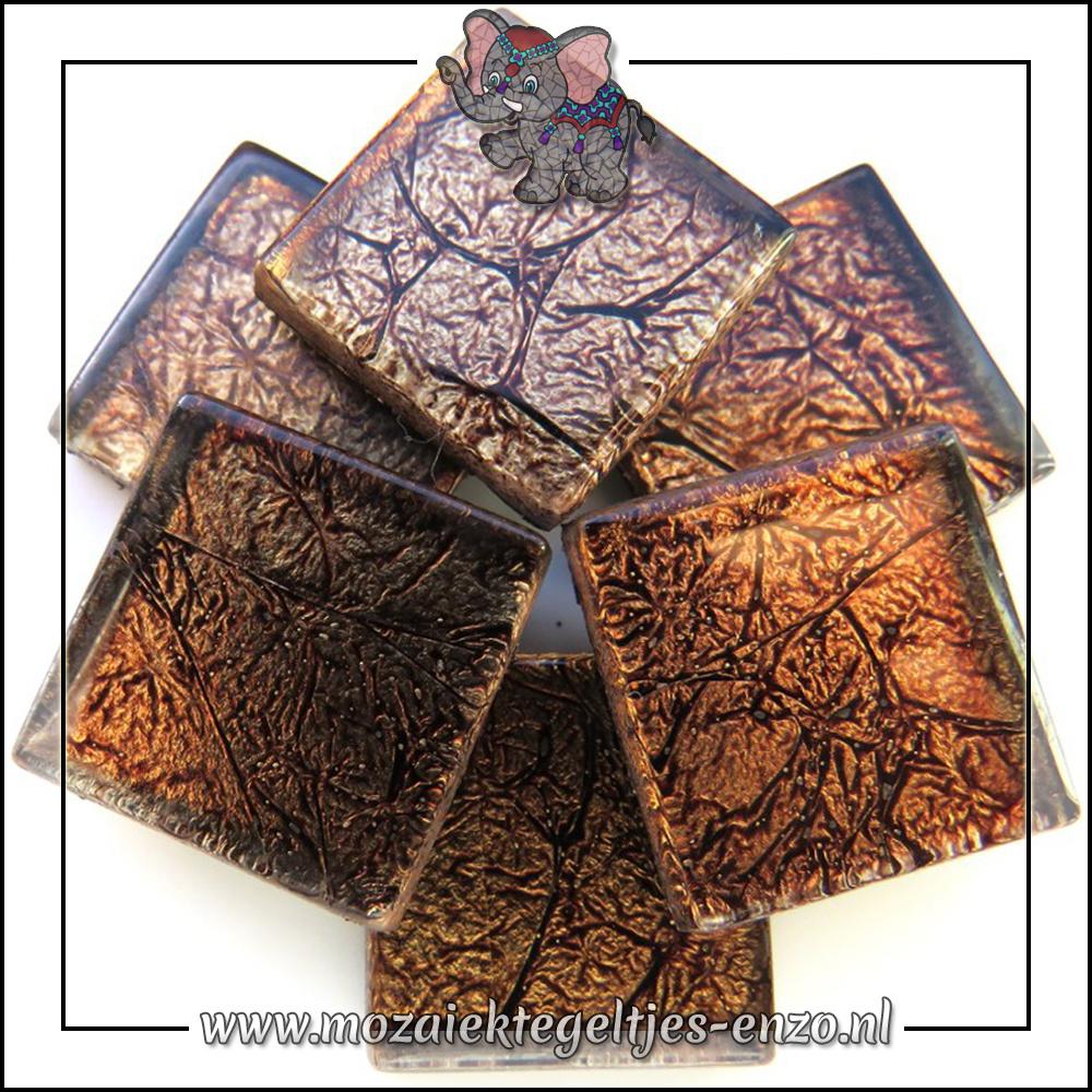 Foil | 2cm | Enkele Kleuren | 20 stuks | Brass