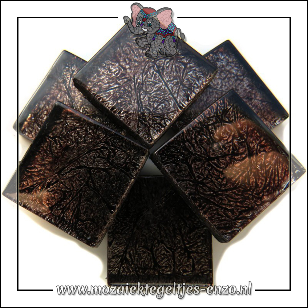 Foil   2cm   Enkele Kleuren   20 stuks   Black