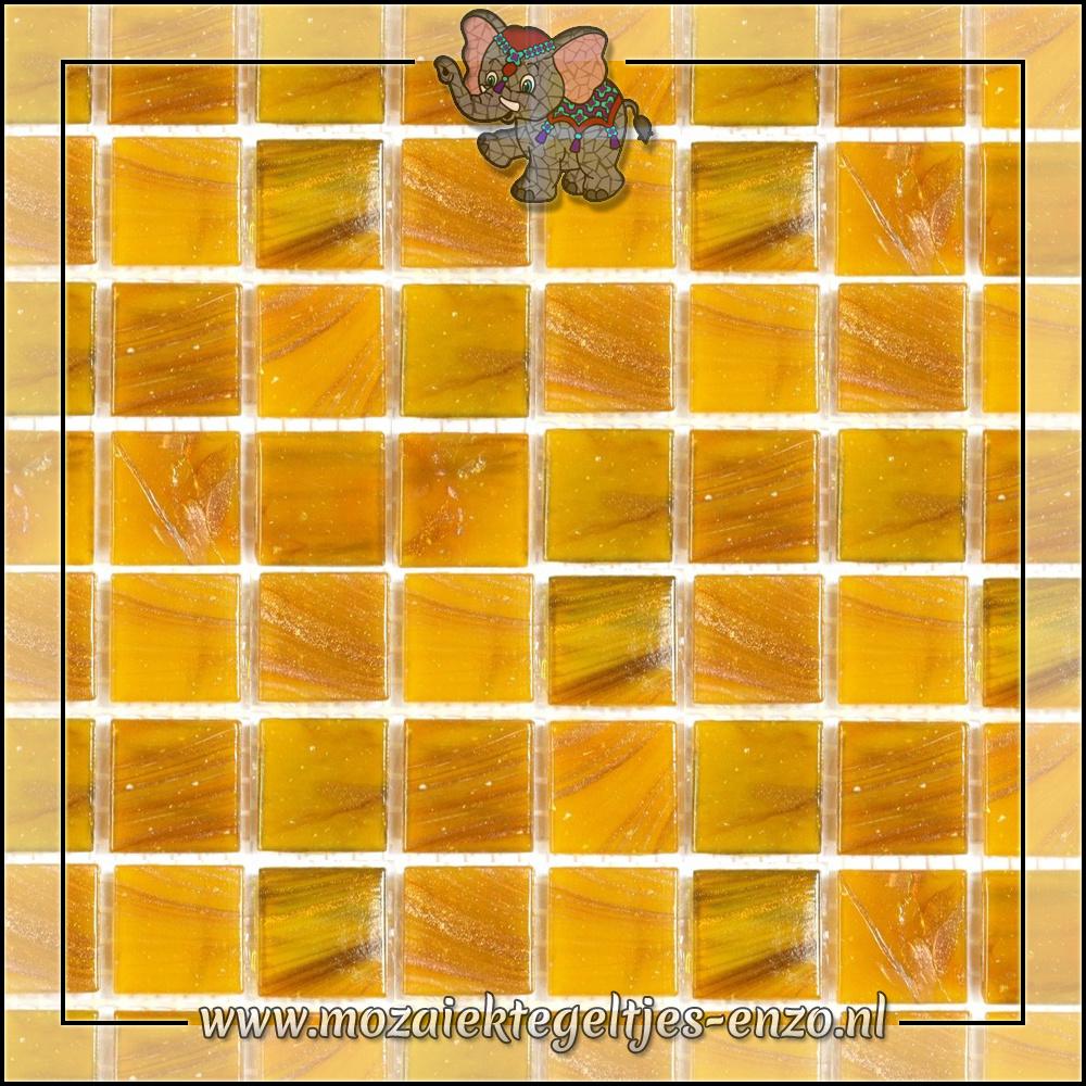 Gold Line | 2cm | Enkele Kleuren | 20 stuks | Ochre Brass