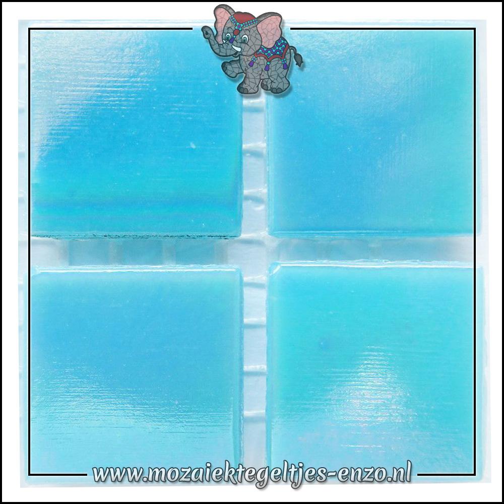 Parelmoer | 2cm | Enkele Kleuren | 20 stuks | Turquoise