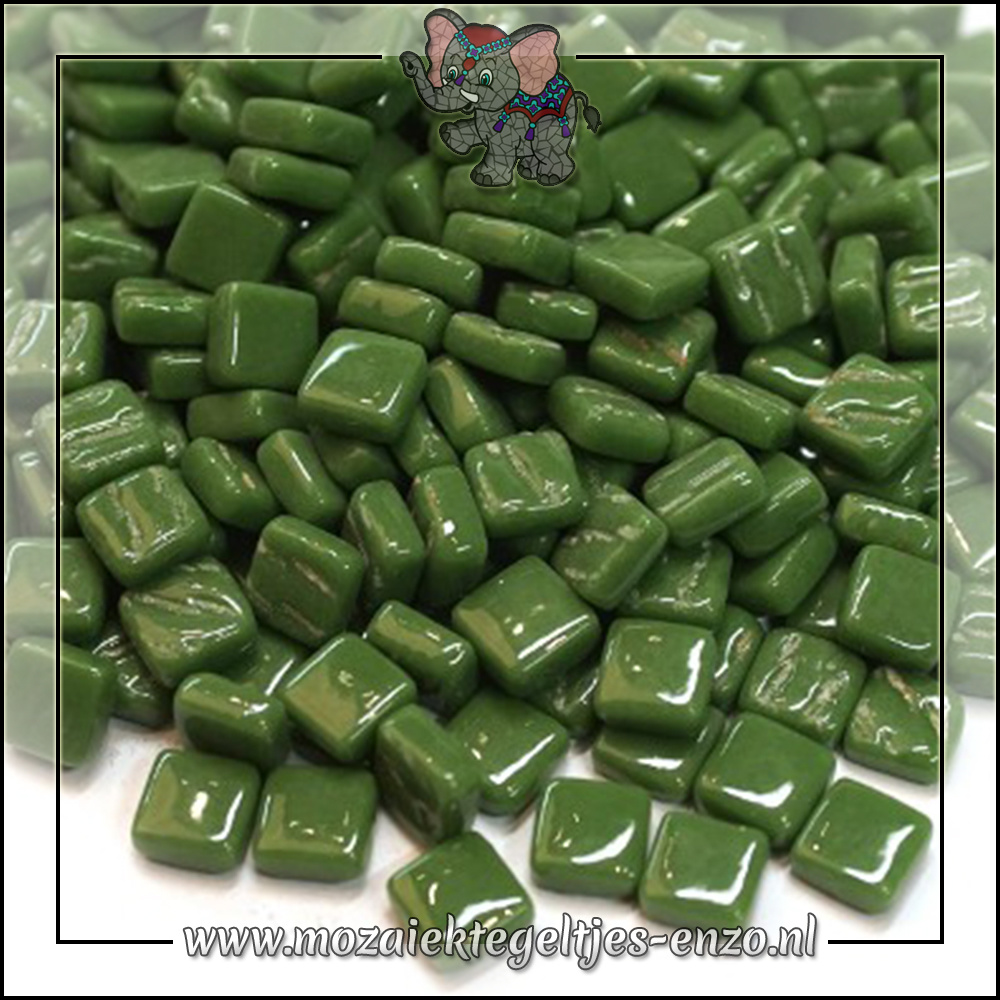 Ottoman Normaal | 8mm | Enkele Kleuren | 50 gram | Pine Green