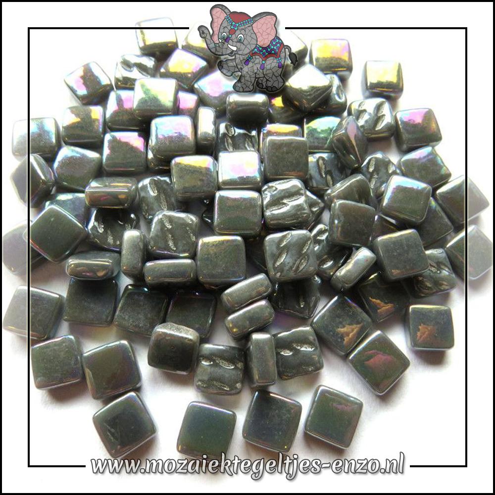 Ottoman Parelmoer   8mm   Enkele Kleuren   50 gram  Charcoal