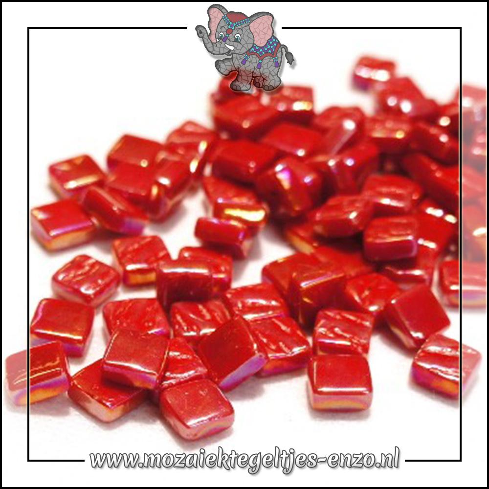 Ottoman Parelmoer | 8mm | Enkele Kleuren | 50 gram |Blood Red