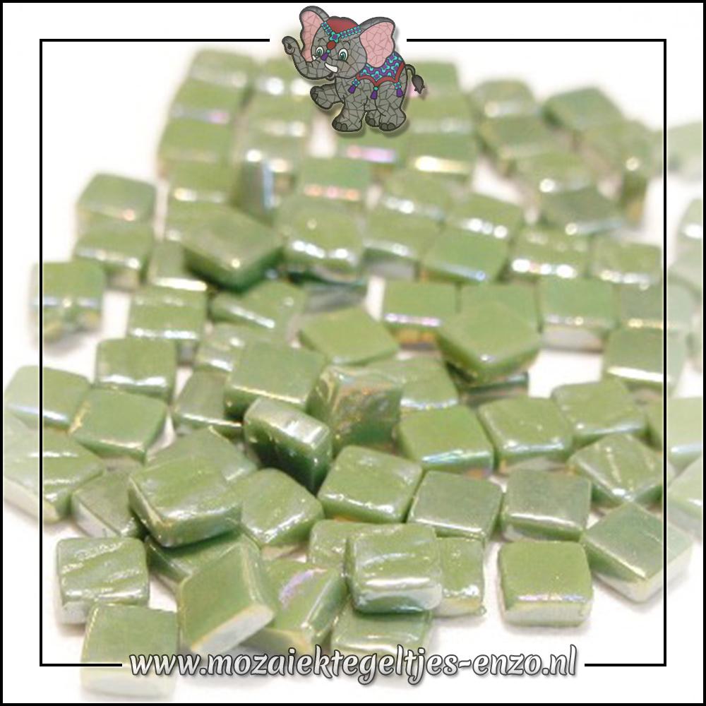 Ottoman Parelmoer   8mm   Enkele Kleuren   50 gram  Light Olive