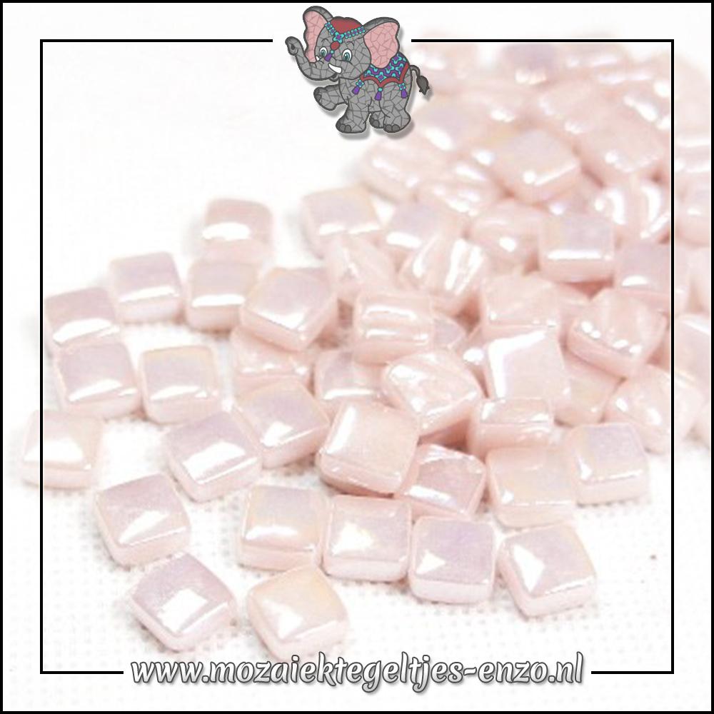 Ottoman Parelmoer | 8mm | Enkele Kleuren | 50 gram |Pale Pink
