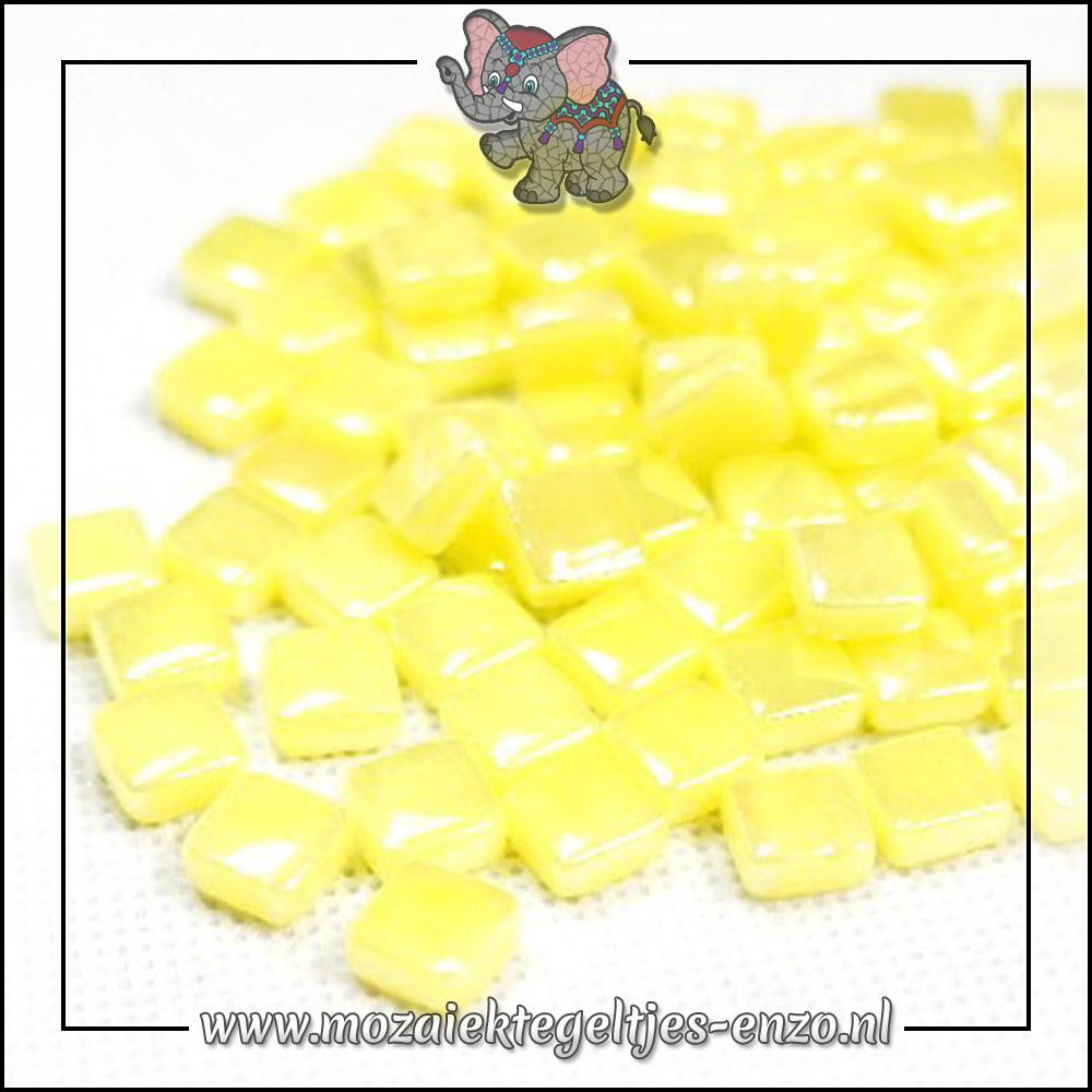 Ottoman Parelmoer   8mm   Enkele Kleuren   50 gram  Daffodil Yellow