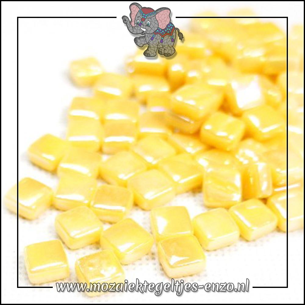 Ottoman Parelmoer | 8mm | Enkele Kleuren | 50 gram |Warm Yellow