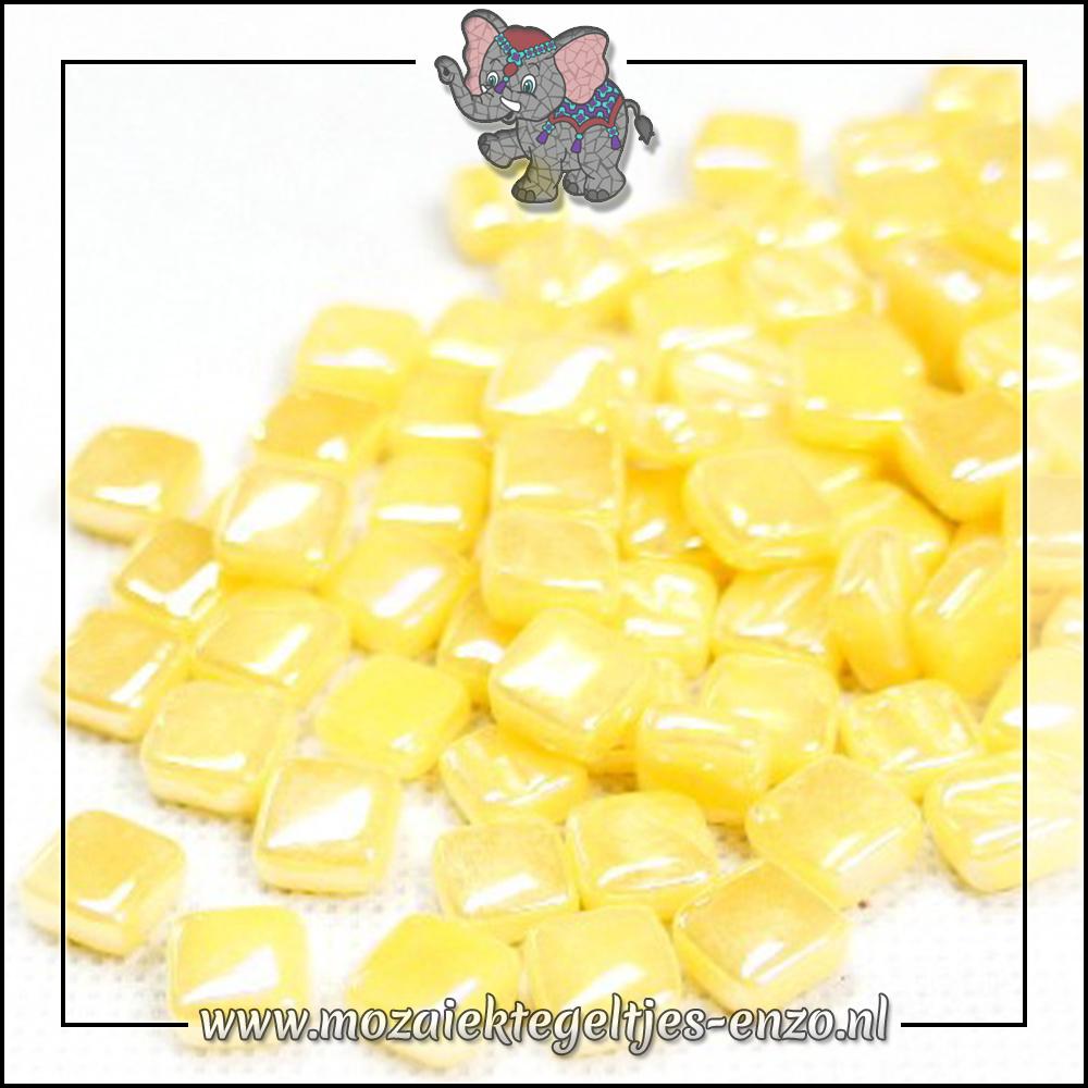 Ottoman Parelmoer | 8mm | Enkele Kleuren | 50 gram |Corn Yellow