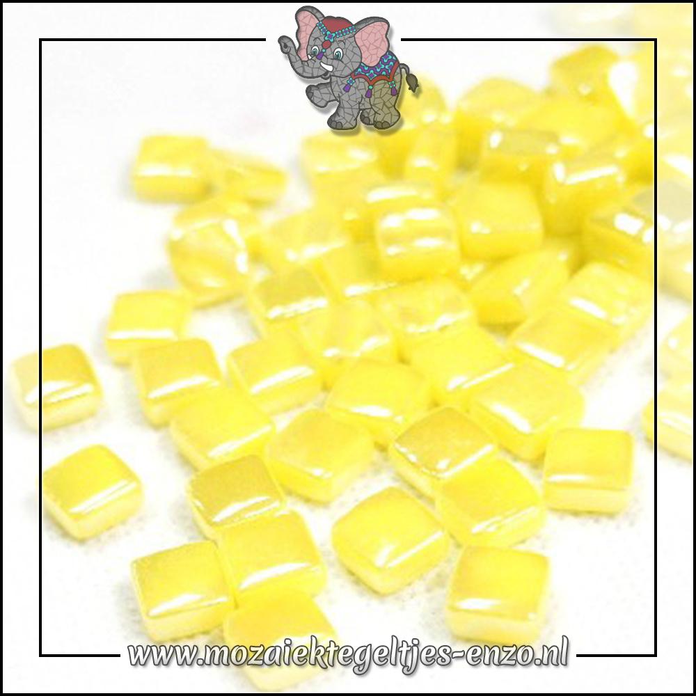 Ottoman Parelmoer | 8mm | Enkele Kleuren | 50 gram |Acid Yellow