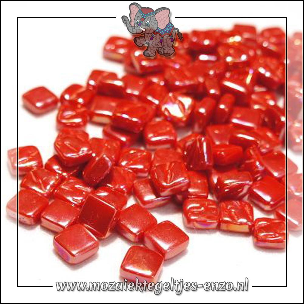Ottoman Parelmoer | 8mm | Enkele Kleuren | 50 gram |Bright Red