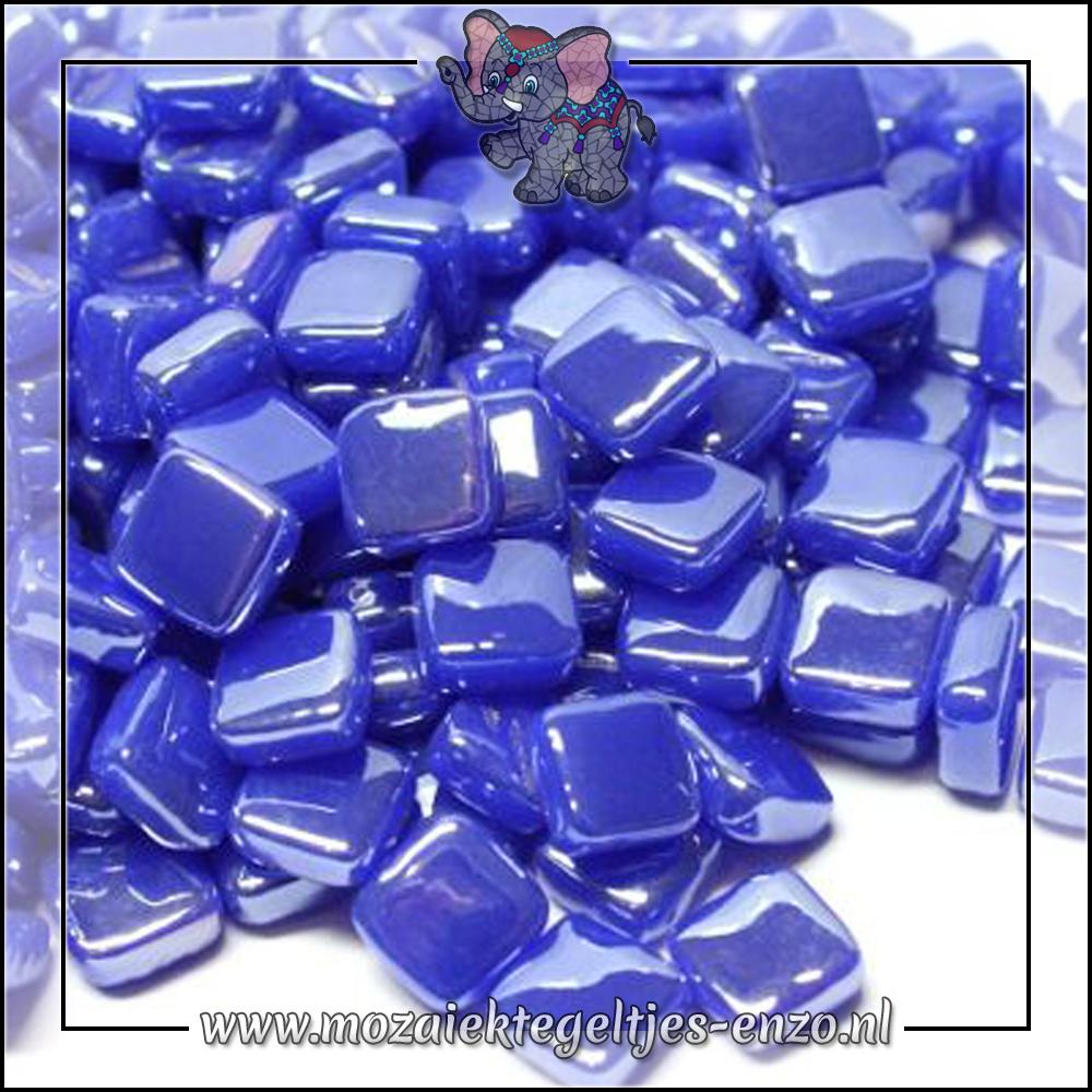 Ottoman Parelmoer | 8mm | Enkele Kleuren | 50 gram |Brilliant Blue