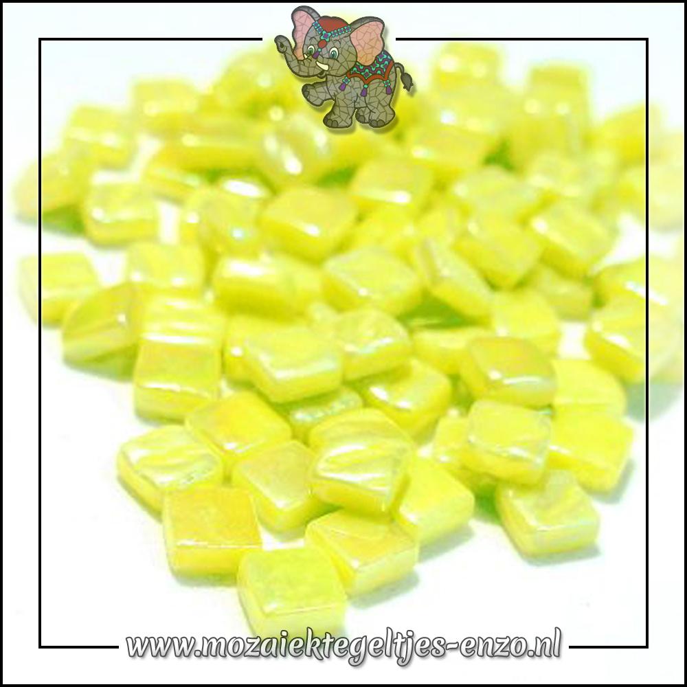Ottoman Parelmoer   8mm   Enkele Kleuren   50 gram  Yellow Green