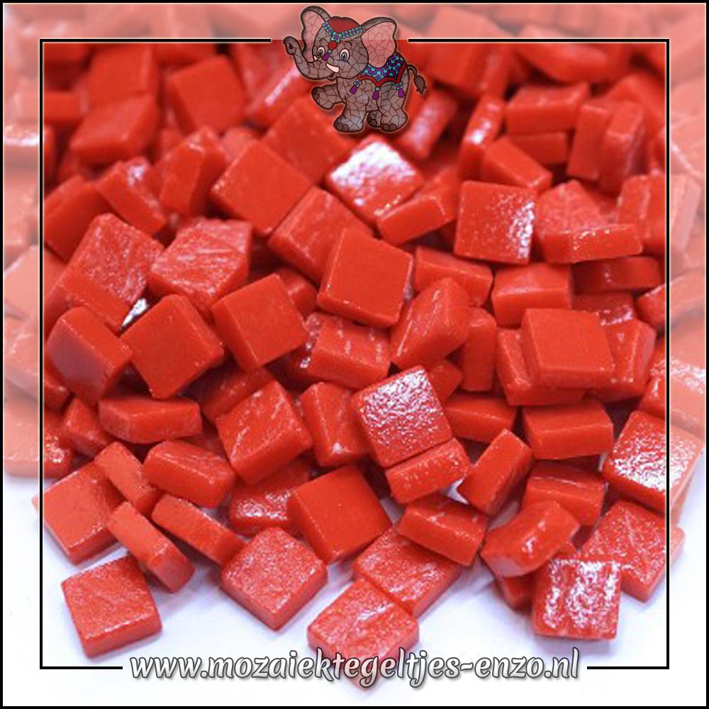 Ottoman Mat | 8mm | Enkele Kleuren | 50 gram | Bright Red