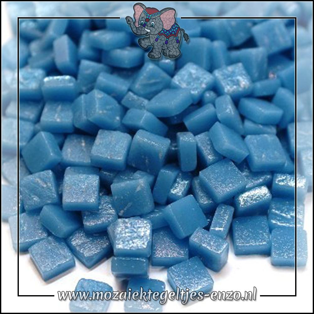 Ottoman Mat | 8mm | Enkele Kleuren | 50 gram | Lake Blue
