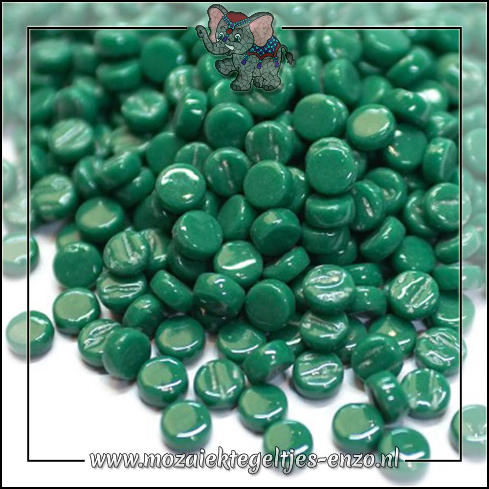 Glasdruppels Normaal   8mm   Enkele Kleuren   50 gram   Spruce Green