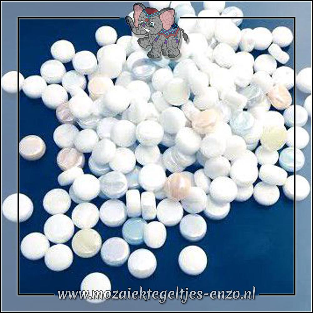 Glasdruppels Normaal | 8mm | Gemixte Kleuren | 50 gram | Icing Sugar