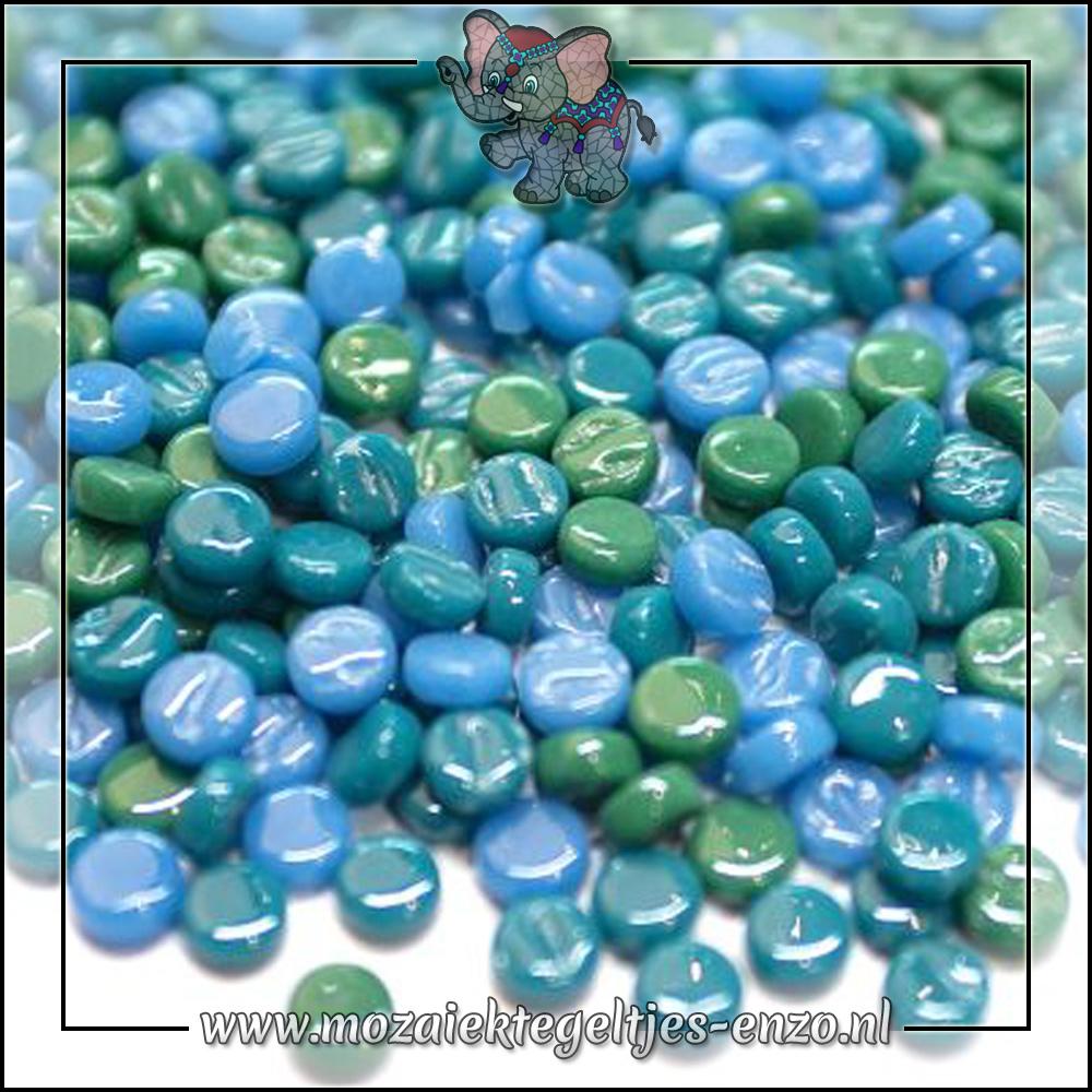 Glasdruppels Normaal   8mm   Gemixte Kleuren   50 gram   Acqua Vitae