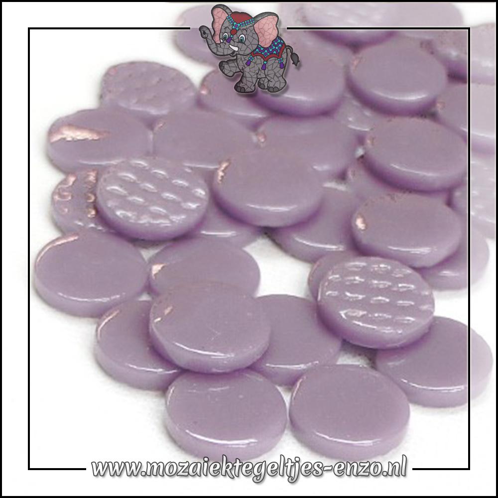 Glasdruppels Normaal   18mm   Enkele Kleuren   50 gram   Lilac